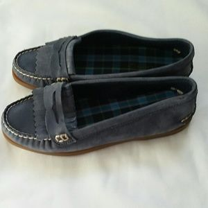SPERRY TOP-SIDER WOMEN'S SLIP-ON LOAFERS SHOES